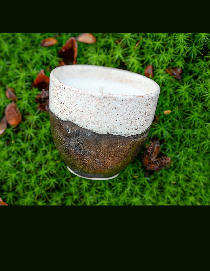 Senoya świece aromatyczne ceramiczne